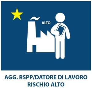 AGG. RSPP – DATORE DI LAVORO R. ALTO