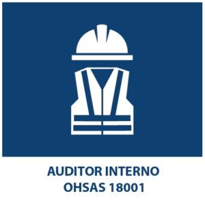 INTERNAL AUDITOR OHSAS 18001